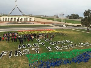 Parliament House Canberra 30 August 2016